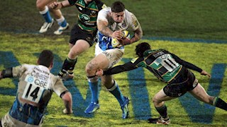 Bath Rugby fall to Saints at Franklin's Gardens