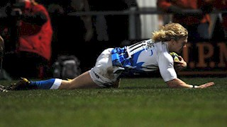 Bath Rugby secure home semi-final with bonus point win.