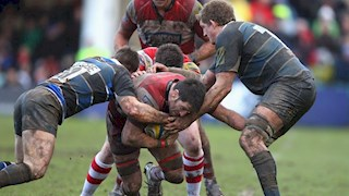 Bath Rugby edged out in derby clash