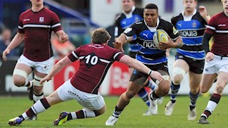 Bath United outclass Somerset with nine try rout