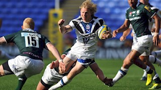 Bath Rugby defeated on the road