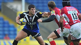 Bath Rugby fall to last-gasp defeat