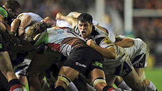 Bath Rugby downed at the Stoop