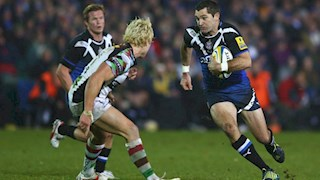 Donald boots Bath Rugby to victory over champions
