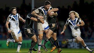 Bath Rugby battle back to draw at Sandy Park