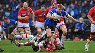 Bath Rugby remain unbeaten in Europe