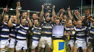 Bath United: Aviva A League Champions 2013!