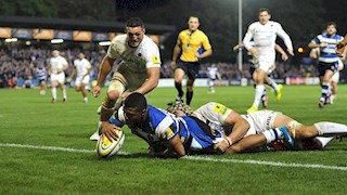 Brilliant Bath Rugby put Saracens to the sword