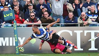 Bath Rugby back to winning ways against Welsh