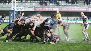 Clinical Bath Rugby win in France