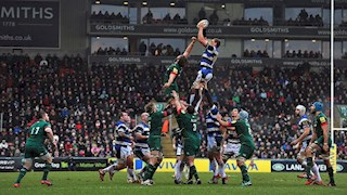 Bath Rugby suffer defeat at Welford Road