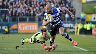 Bath Rugby succumb to savvy Saints