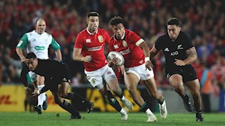 All Blacks take the first Test