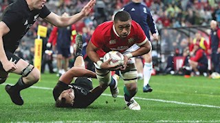 Faletau scores as Lions level the series in dramatic style