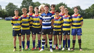 Buy 2017/18 replica kit and giveback to grassroots rugby