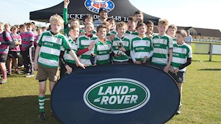 Grassroots rugby at its best – The Land Rover Premiership Rugby Cup