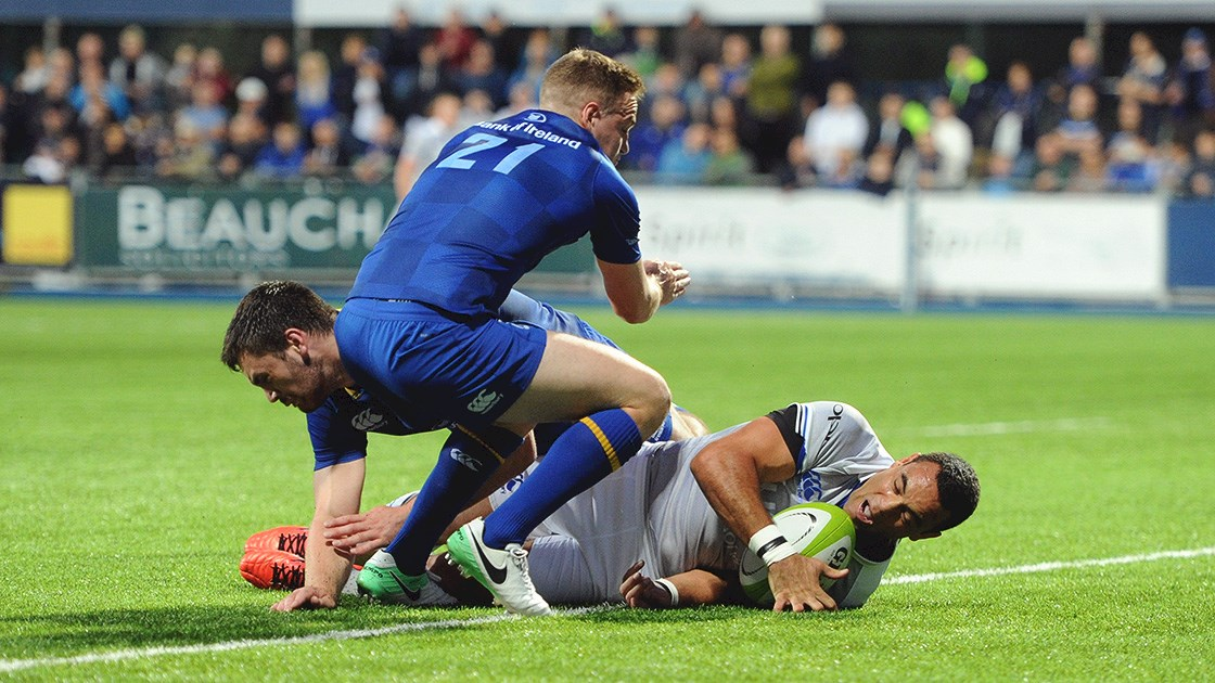 Leinster hold-off spirited second half comeback from Bath Rugby