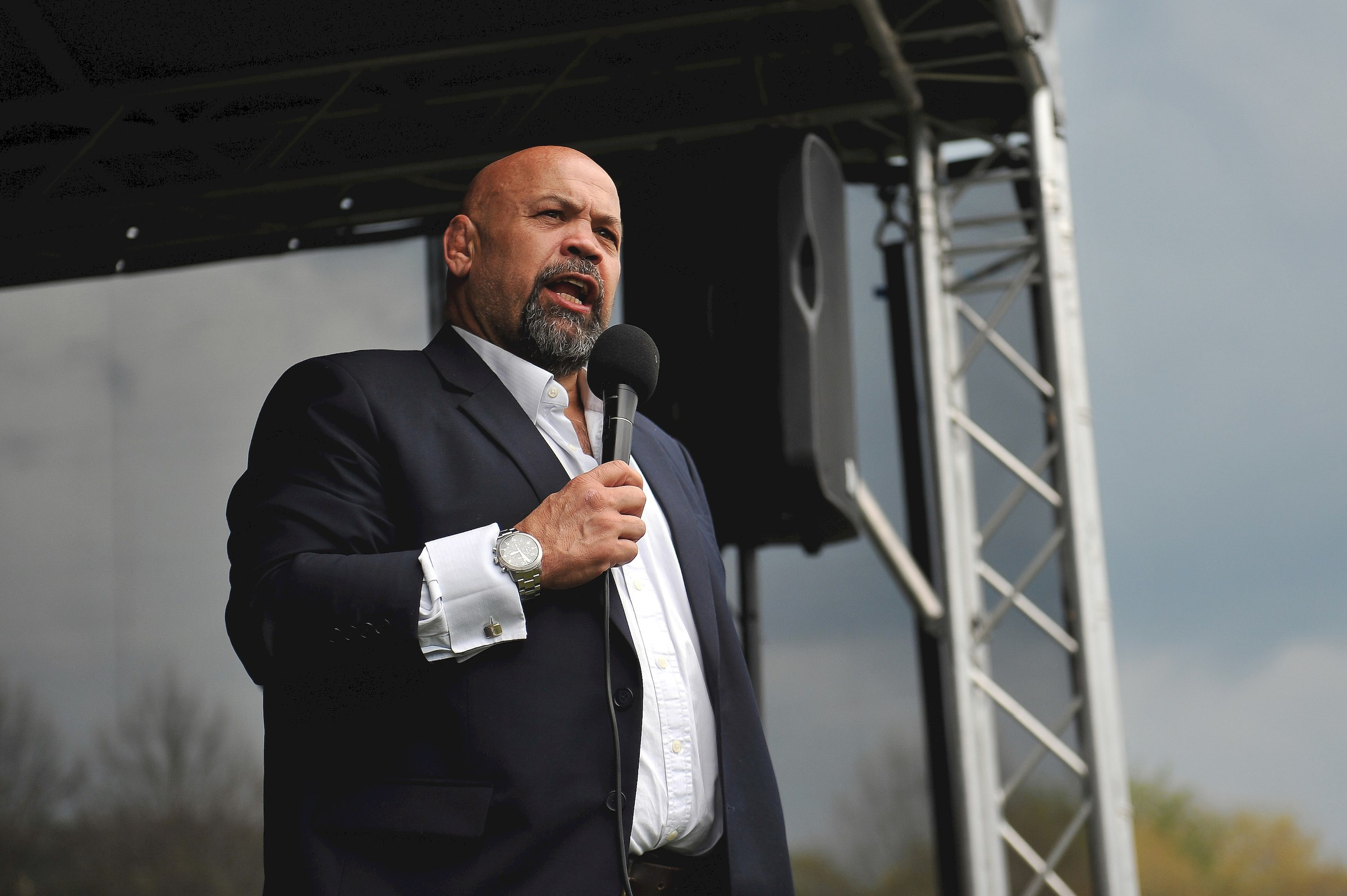 Gareth Chilcott guest speaker for West Country derby against Gloucester