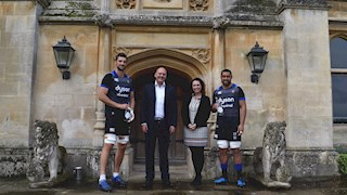 Bath Rugby announces new partnership with Bath Water