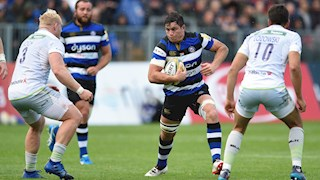 Louw at blindside flanker for South Africa on Saturday