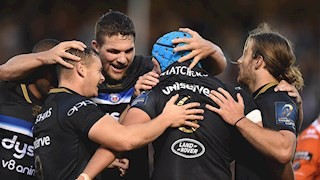 Bath Rugby get European campaign off to a winning start against Benetton Rugby