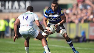 Faletau returns for Bath Rugby