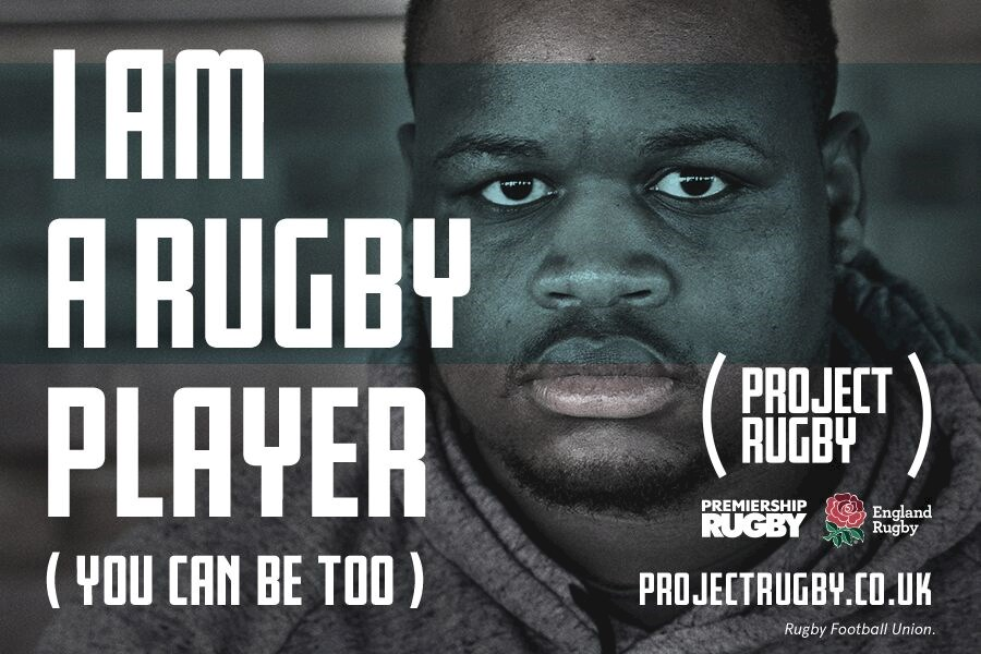 Bath Rugby taking part in Project Rugby