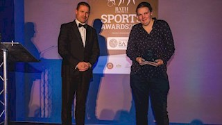Bath Rugby Foundation coaches scoop awards