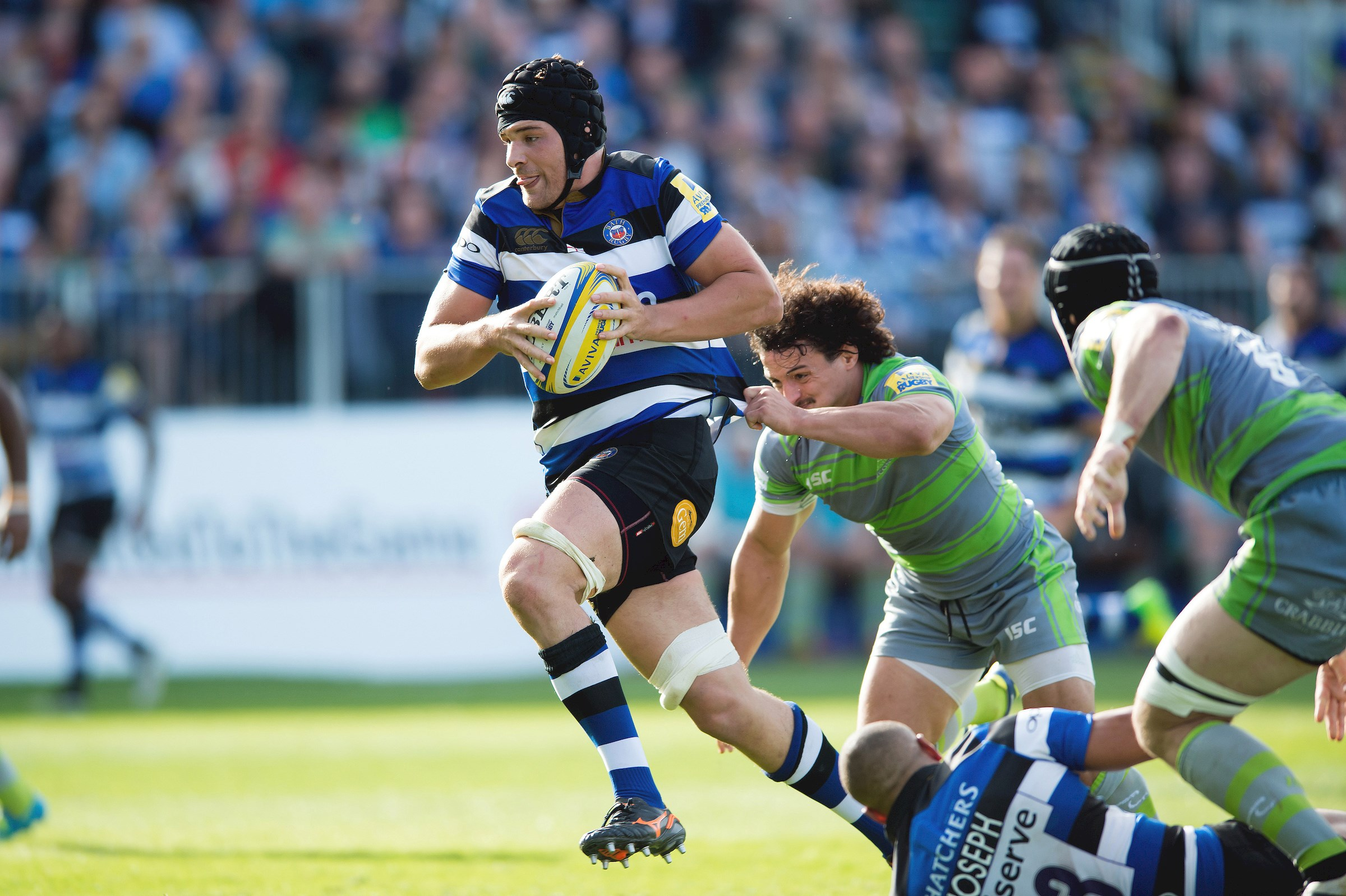 Ewels, Joseph, Underhill and Watson in contention for England