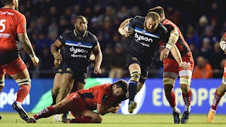 Bath Rugby denied by late Toulon try