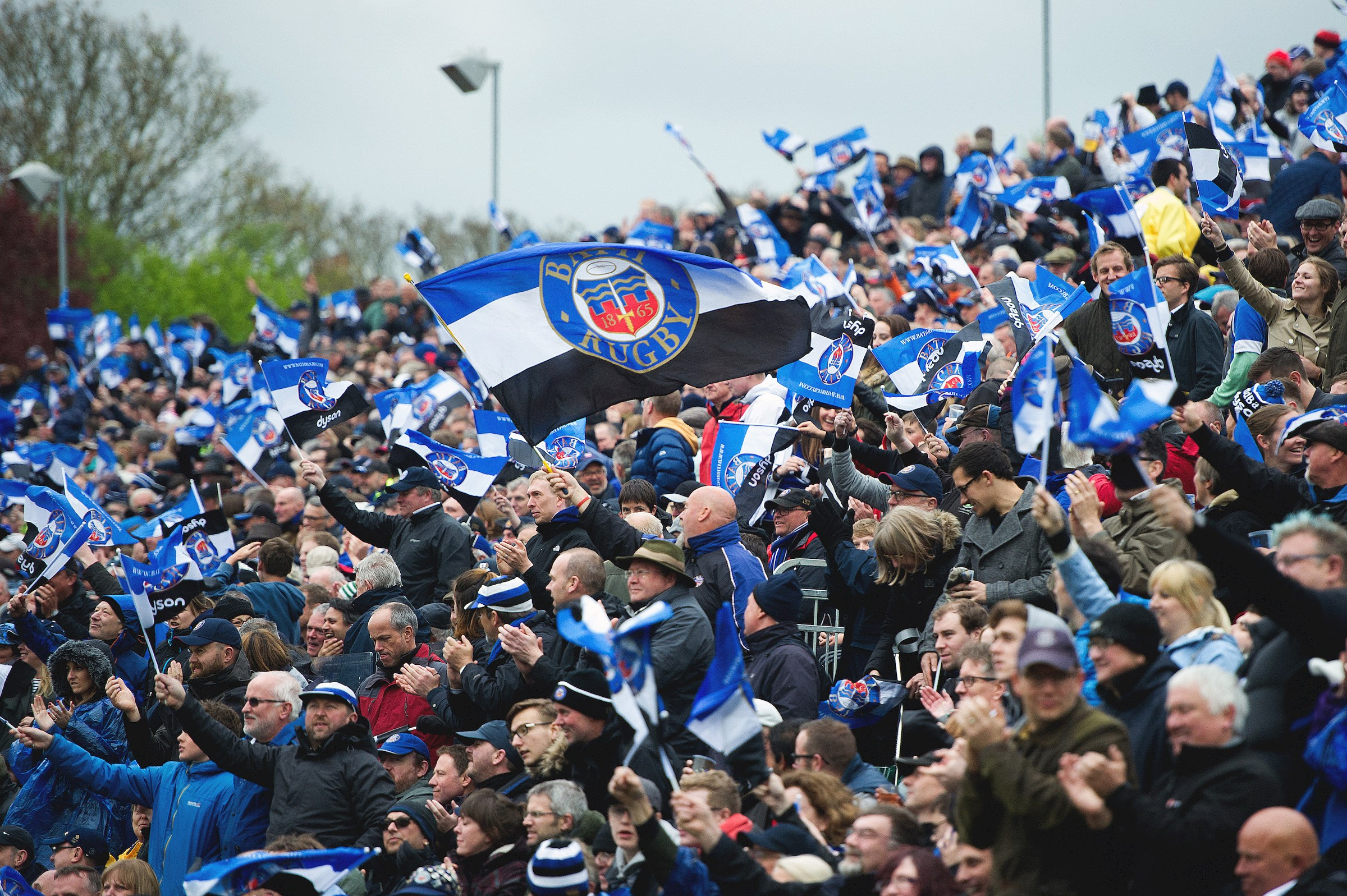 Win a pair of Bath Rugby Season Tickets for just £10