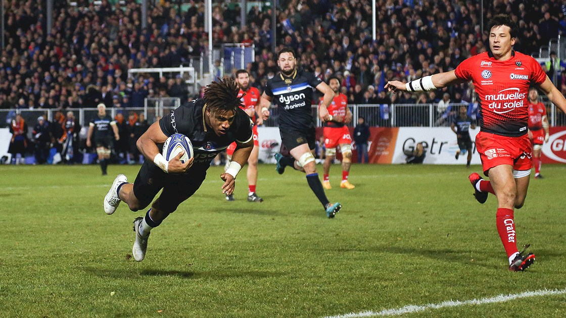 Bath Rugby secure memorable victory over Toulon at the Rec