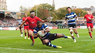 Brew re-signs with Bath Rugby