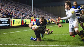 Wasps see off Bath Rugby in nine-try thriller