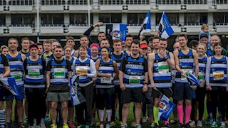 Run the Bath Half Marathon with Bath Rugby Foundation