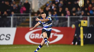 Priestland to make 50th appearance for Bath Rugby against Worcester Warriors