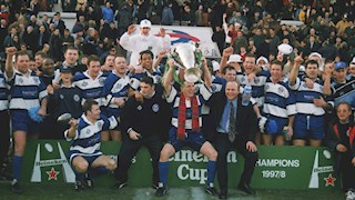 1998 European Cup winners return to the Rec