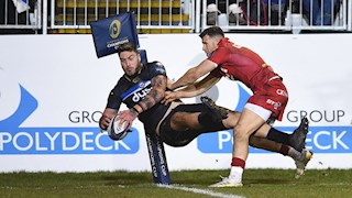 Scarlets take the spoils in Round 5