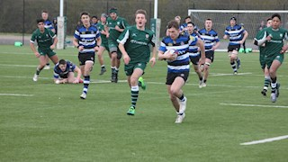 Bath Rugby U18 run in eight tries to beat London Irish U18