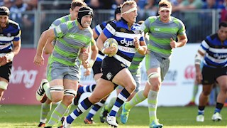 Walker commits to Bath Rugby