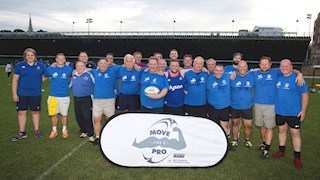 Bath Rugby want you to Move Like A Pro
