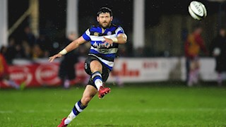 Bath Rugby name team to face Newcastle Falcons