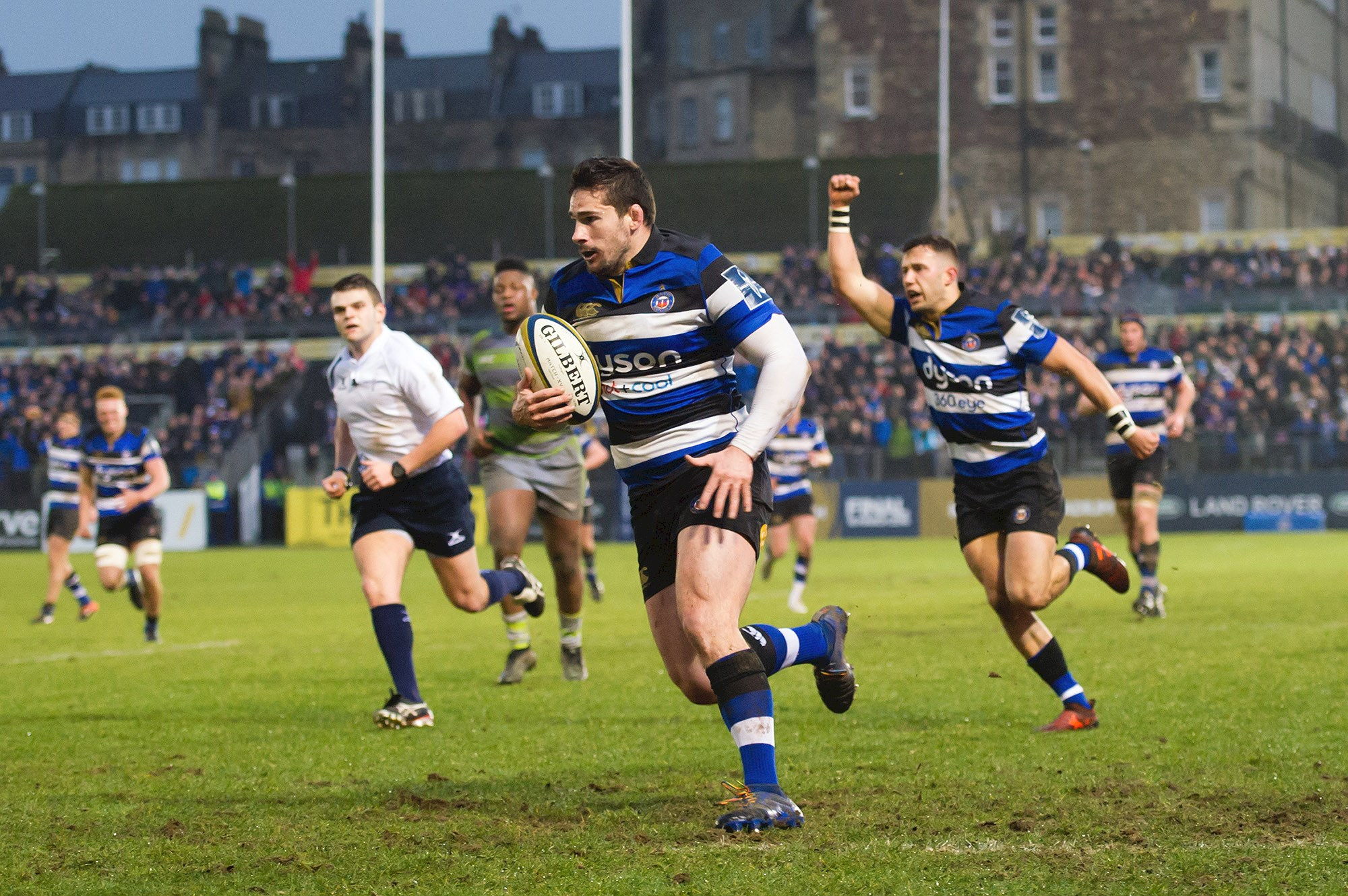 Bath Rugby continue winning run in the Anglo-Welsh Cup