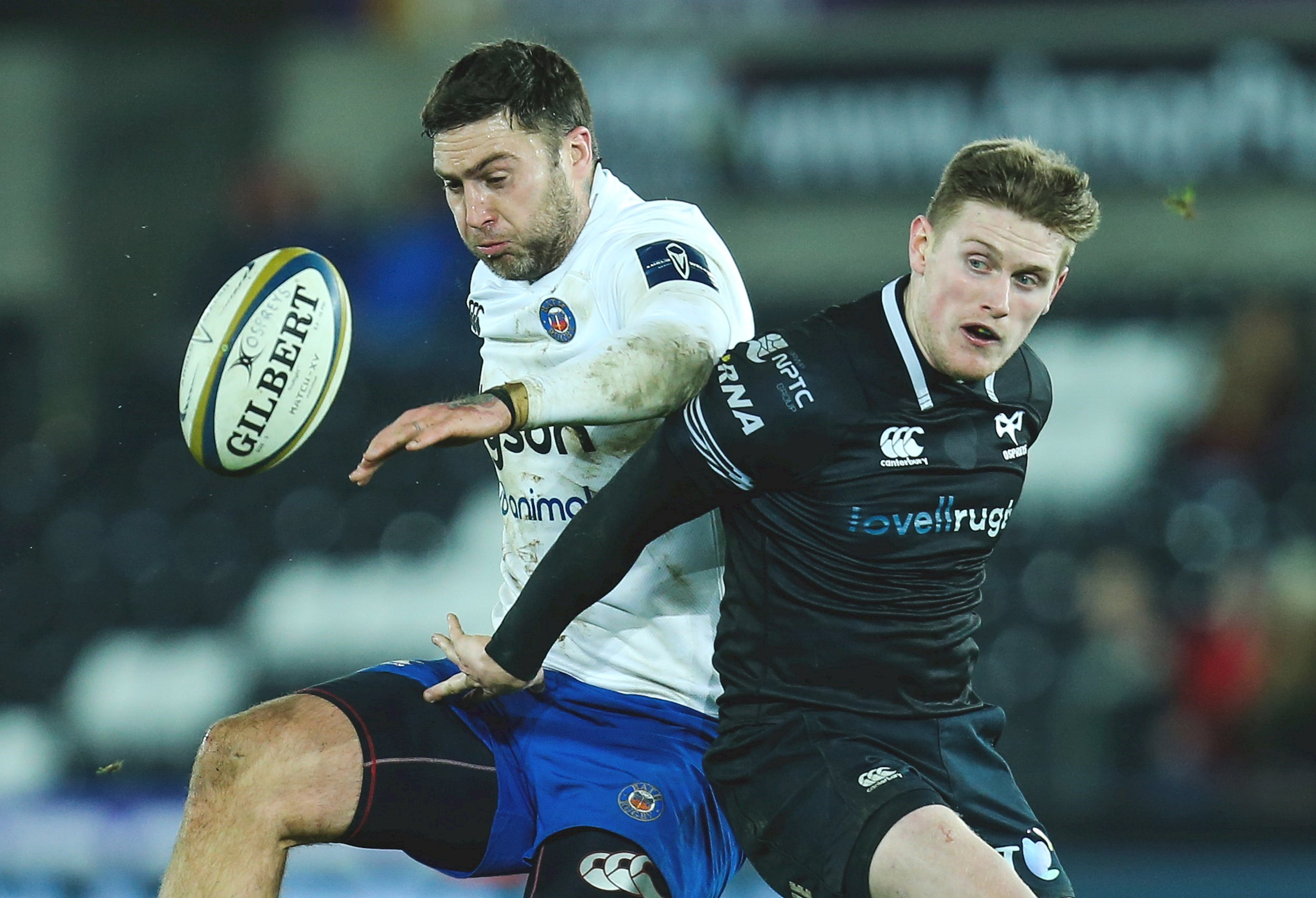Bath Rugby secure home Semi-Final with victory over Ospreys