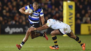 Bath trio retained by England