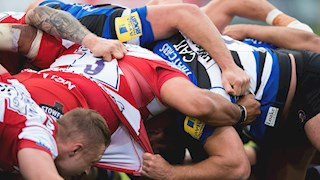 West Country derby at Kingsholm confirmed