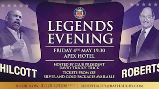 Legends Evening 2018