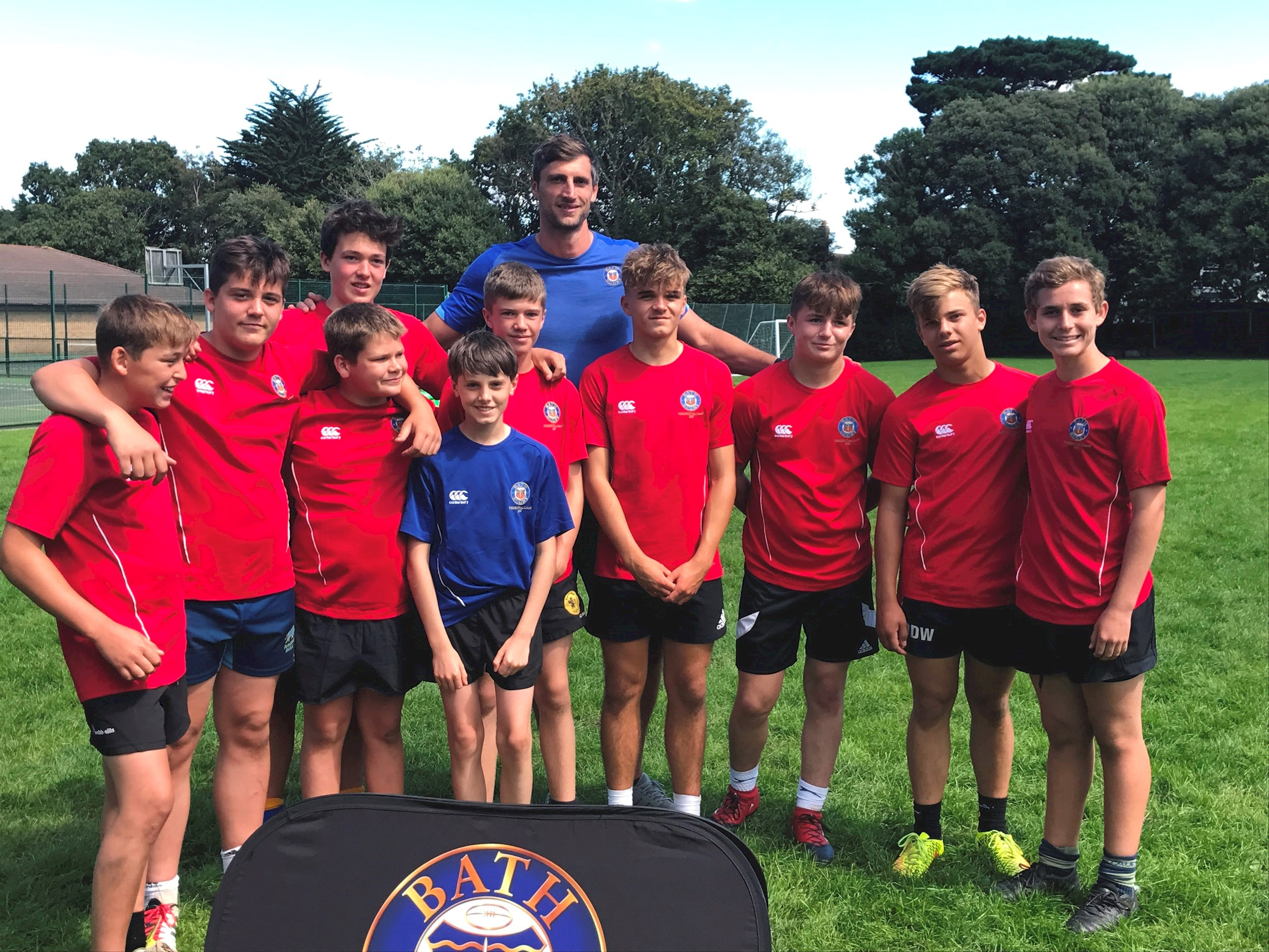 Three things not to miss - Bath Rugby Residential Camps