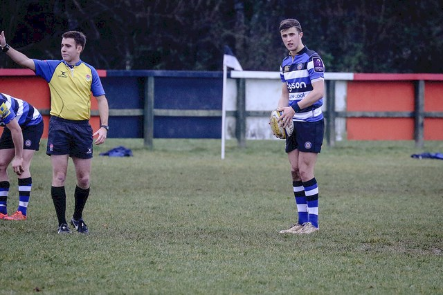 Bath Rugby's de Glanville and Jeanes named in England U18 squad