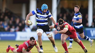 Mercer looking for Bath Rugby to bounce back on Saturday